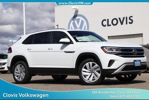 2020 Volkswagen Atlas Cross Sport 3.6L V6 SE w/Technology 4Motion Clovis CA