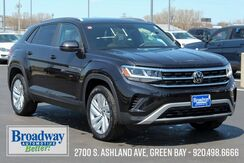 2020_Volkswagen_Atlas Cross Sport_3.6L V6 SE w/Technology 4Motion_ Green Bay WI