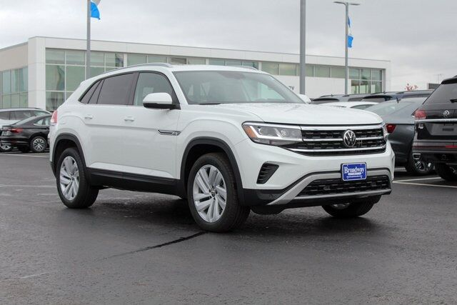 2020 Volkswagen Atlas Cross Sport 3.6L V6 SE w/Technology 4Motion Green Bay WI