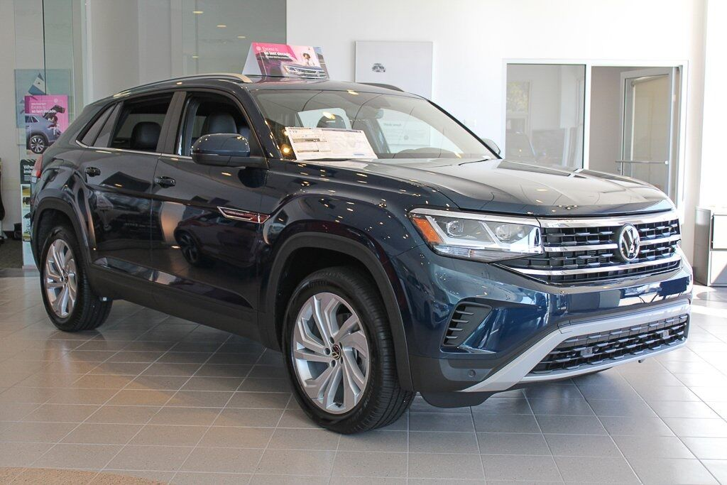 2020 Volkswagen Atlas Cross Sport 3.6L V6 SE w/Technology 4Motion Hagerstown MD