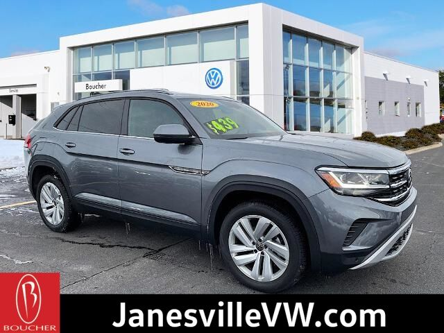2020 Volkswagen Atlas Cross Sport 3.6L V6 SE w/Technology 4Motion Janesville WI