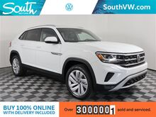 2020_Volkswagen_Atlas Cross Sport_3.6L V6 SE w/Technology 4Motion_ Miami FL