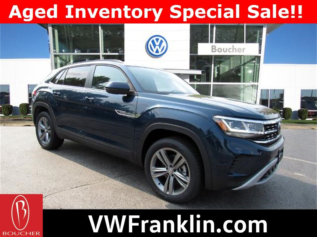 2020 Volkswagen Atlas Cross Sport 3.6L V6 SE w/Technology 4Motion Franklin WI