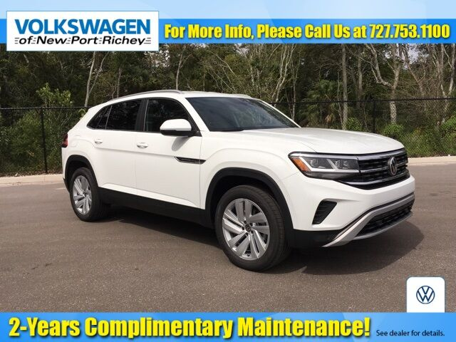 2020 Volkswagen Atlas Cross Sport 3.6L V6 SE w/Technology 4Motion New Port Richey FL