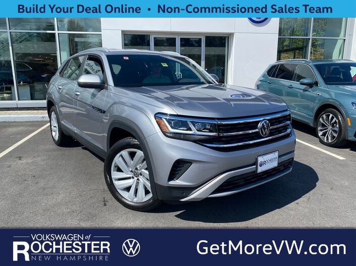 2020 Volkswagen Atlas Cross Sport 3.6L V6 SE w/Technology 4Motion Rochester NH