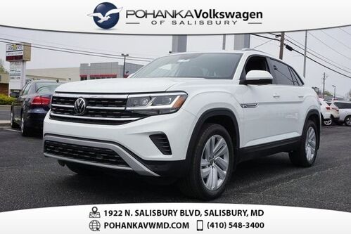 2020_Volkswagen_Atlas Cross Sport_3.6L V6 SE w/Technology 4Motion_ Salisbury MD