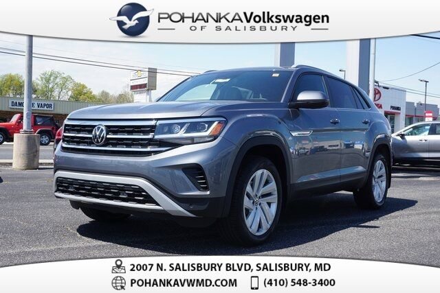 2020 Volkswagen Atlas Cross Sport 3.6L V6 SE w/Technology 4Motion Salisbury MD