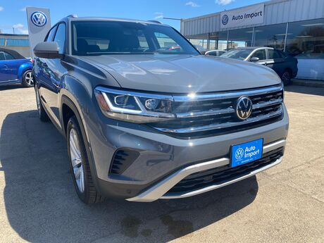2020 Volkswagen Atlas Cross Sport 3.6L V6 SE w/Technology Brainerd MN