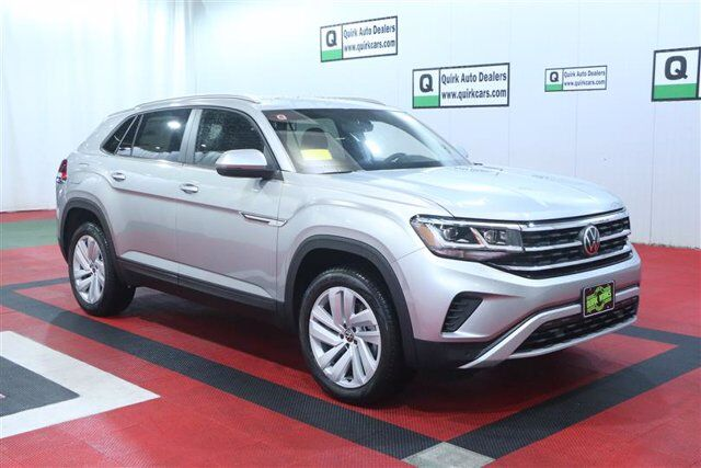 2020 Volkswagen Atlas Cross Sport 3.6L V6 SE w/Technology Braintree MA