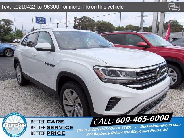 2020 Volkswagen Atlas Cross Sport 3.6L V6 SE w/Technology Cape May Court House NJ