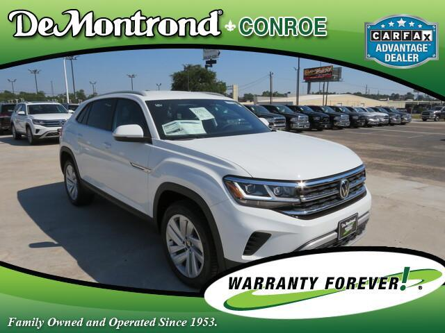 2020 Volkswagen Atlas Cross Sport 3.6L V6 SE w/Technology Conroe TX