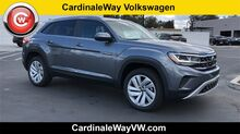 2020_Volkswagen_Atlas Cross Sport_3.6L V6 SE w/Technology_ Corona CA