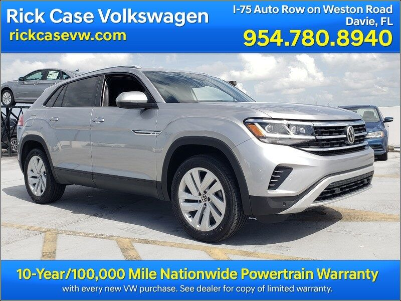 2020 Volkswagen Atlas Cross Sport 3.6L V6 SE w/Technology Davie FL
