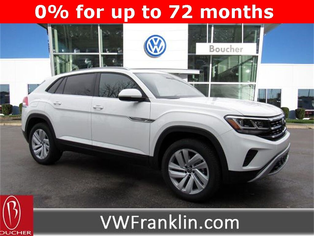 2020 Volkswagen Atlas Cross Sport 3.6L V6 SE w/Technology Franklin WI
