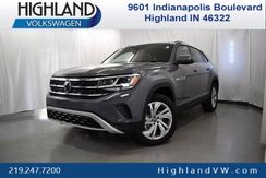 2020_Volkswagen_Atlas Cross Sport_3.6L V6 SE w/Technology_ Highland IN