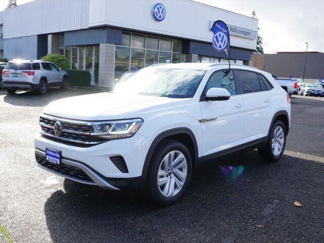 2020 Volkswagen Atlas Cross Sport 3.6L V6 SE w/Technology McMinnville OR
