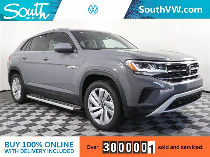 2020 Volkswagen Atlas Cross Sport 3.6L V6 SE w/Technology Miami FL