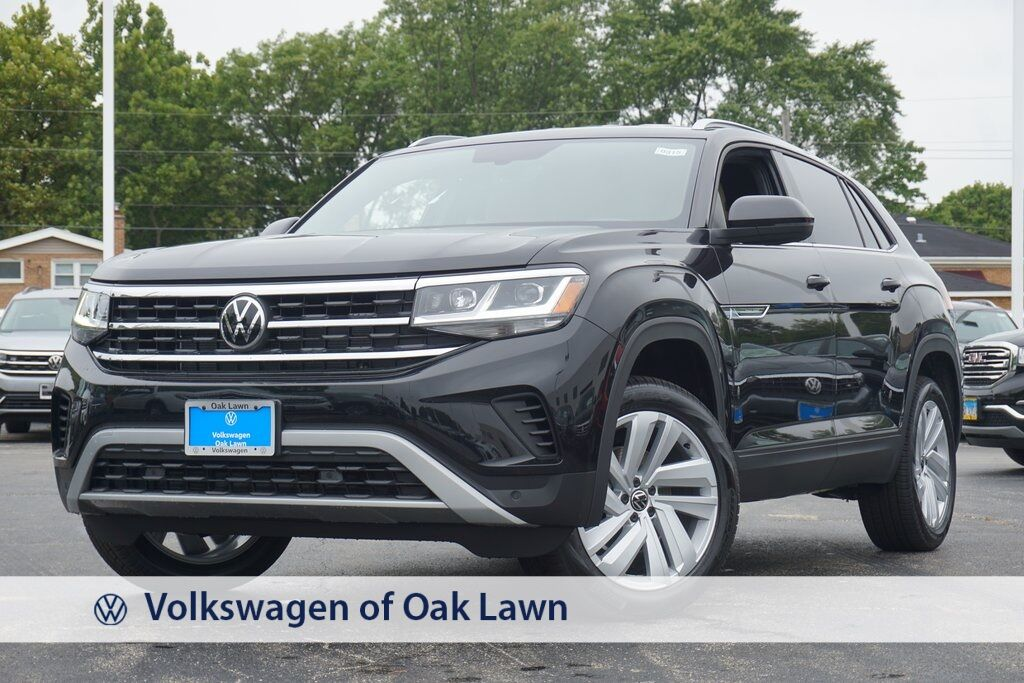 2020 Volkswagen Atlas Cross Sport 3.6L V6 SE w/Technology Oak Lawn IL