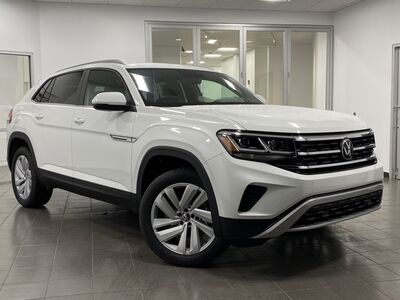 2020_Volkswagen_Atlas Cross Sport_3.6L V6 SE w/Technology_ Orland Park IL