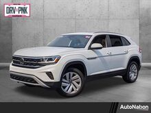 2020_Volkswagen_Atlas Cross Sport_3.6L V6 SE w/Technology_ Pompano Beach FL