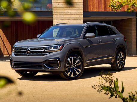 2020_Volkswagen_Atlas Cross Sport_3.6L V6 SE w/Technology R-Line 4Motion ** VW CERTIFIED **_ Salisbury MD
