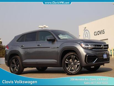 2020 Volkswagen Atlas Cross Sport 3.6L V6 SE w/Technology R-Line 4Motion