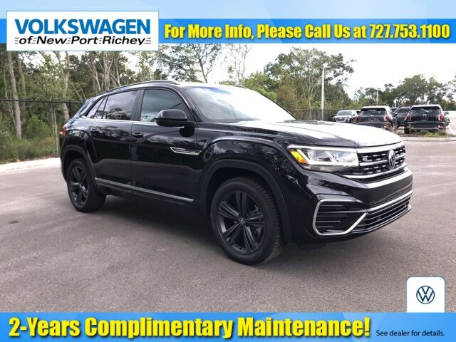 2020 Volkswagen Atlas Cross Sport 3.6L V6 SE w/Technology R-Line 4Motion New Port Richey FL