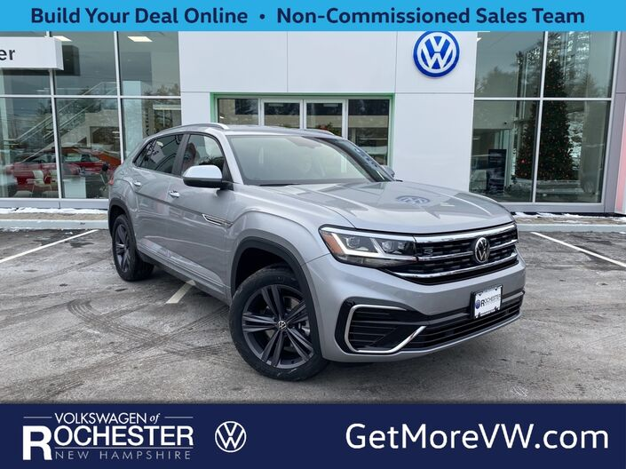 2020 Volkswagen Atlas Cross Sport 3.6L V6 SE w/Technology R-Line 4Motion Rochester NH