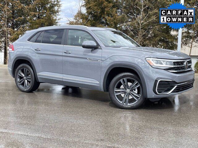 2020 Volkswagen Atlas Cross Sport 3.6L V6 SE w/Technology R-Line Bloomington IN