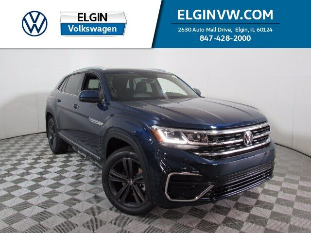 2020 Volkswagen Atlas Cross Sport 3.6L V6 SE w/Technology R-Line Elgin IL