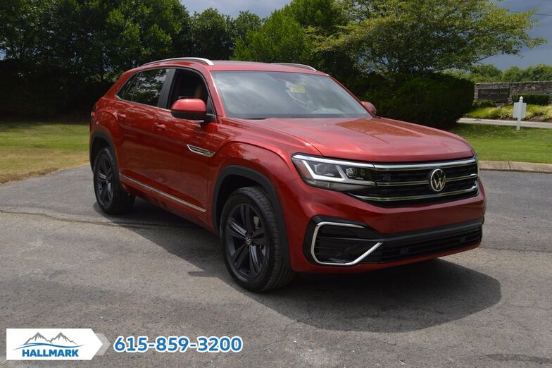 2020 Volkswagen Atlas Cross Sport 3.6L V6 SE w/Technology R-Line Franklin TN