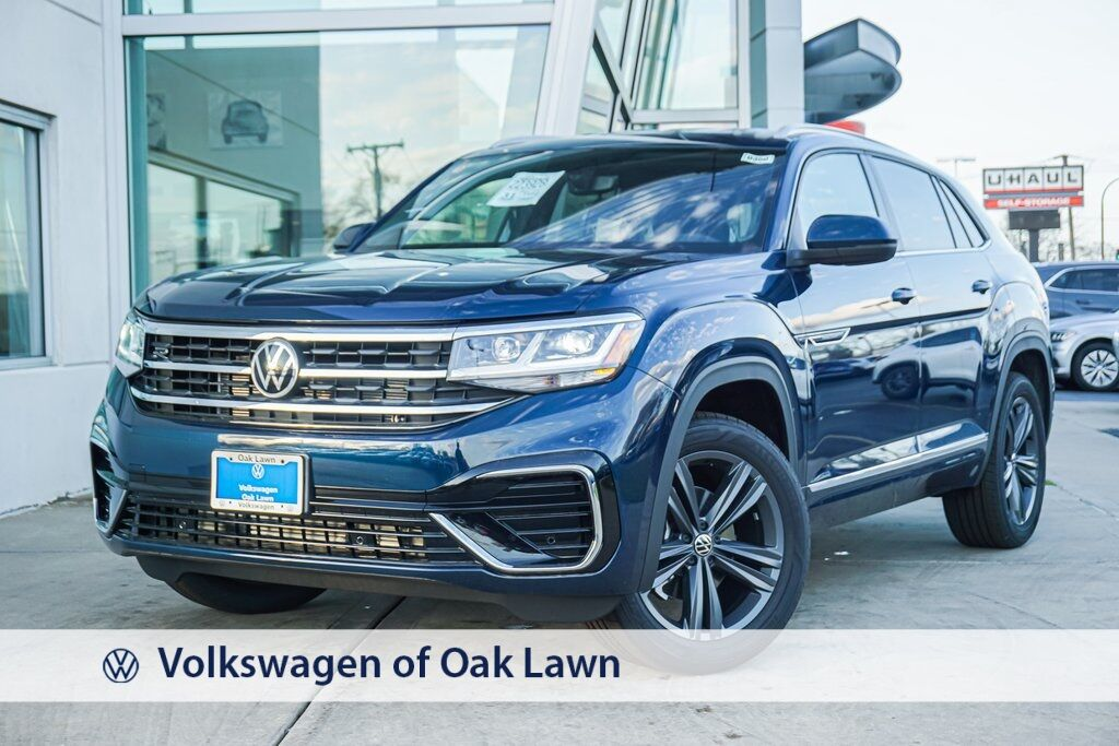 2020 Volkswagen Atlas Cross Sport 3.6L V6 SE w/Technology R-Line Oak Lawn IL