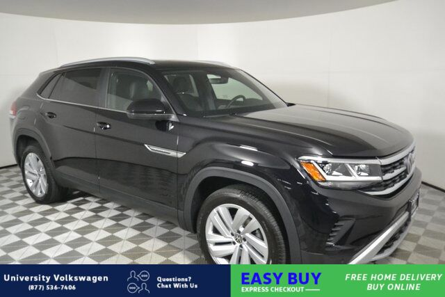 2020 Volkswagen Atlas Cross Sport 3.6L V6 SE w/Technology Seattle WA