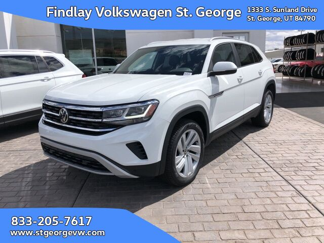 2020 Volkswagen Atlas Cross Sport 3.6L V6 SE w/Technology St. George UT