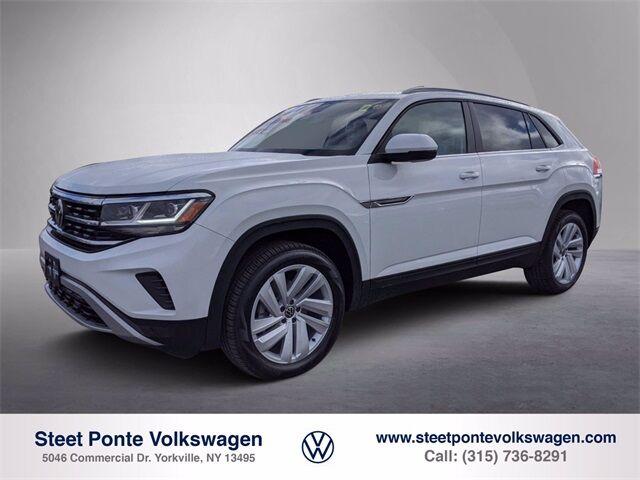 2020 Volkswagen Atlas Cross Sport 3.6L V6 SE w/Technology Yorkville NY