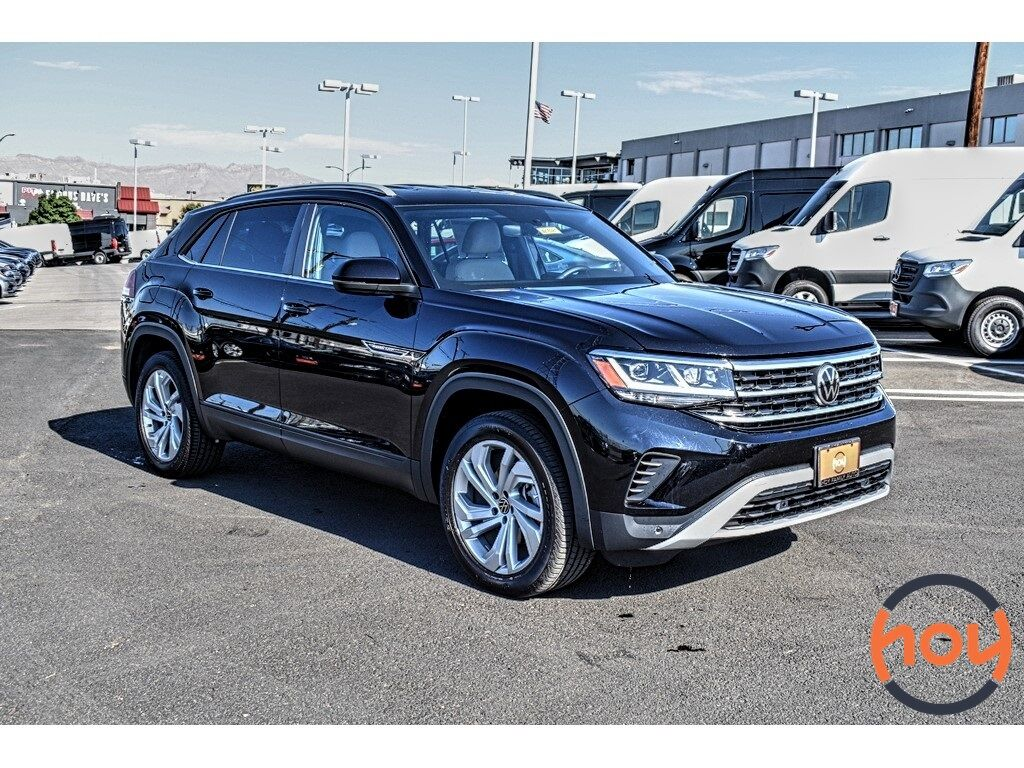 2020 Volkswagen Atlas Cross Sport 3.6L V6 SE w/Technology and 4Motion El Paso TX