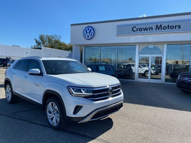 2020 Volkswagen Atlas Cross Sport 3.6L V6 SEL 4Motion Holland MI