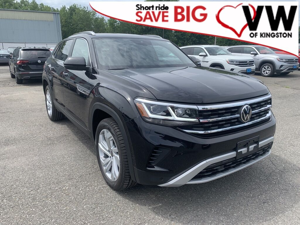 2020_Volkswagen_Atlas Cross Sport_3.6L V6 SEL 4Motion_ Kingston NY