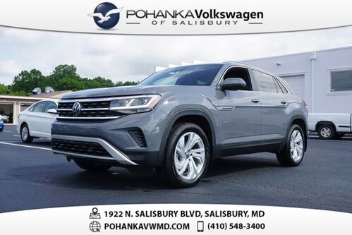 2020_Volkswagen_Atlas Cross Sport_3.6L V6 SEL 4Motion_ Salisbury MD