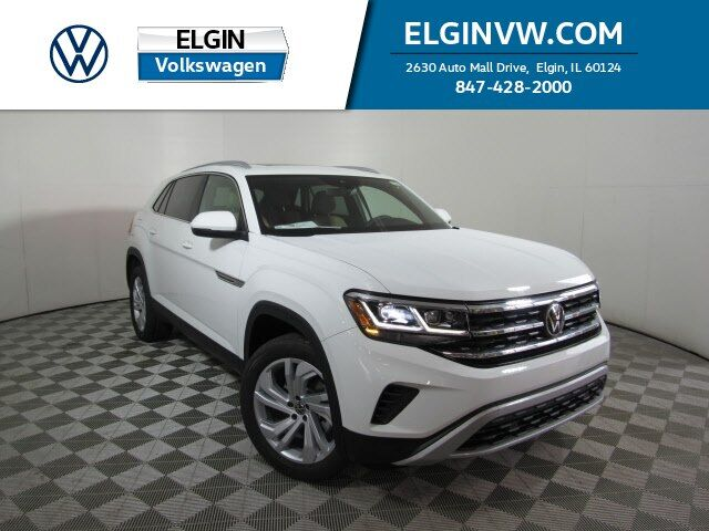 2020 Volkswagen Atlas Cross Sport 3.6L V6 SEL Elgin IL
