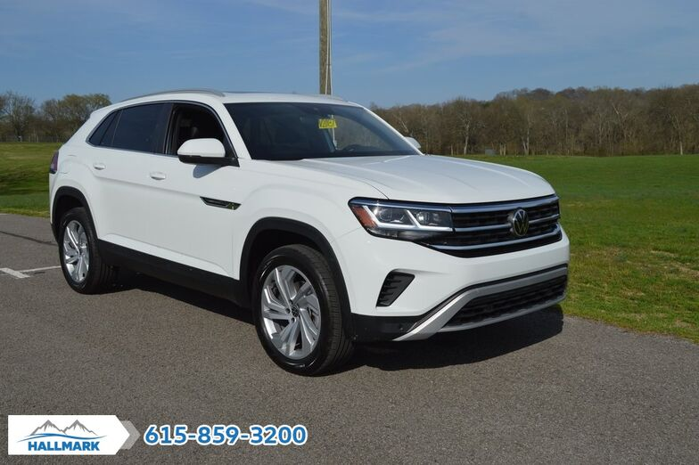 2020 Volkswagen Atlas Cross Sport 3.6L V6 SEL Franklin TN