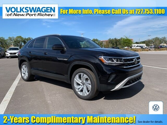 2020 Volkswagen Atlas Cross Sport 3.6L V6 SEL New Port Richey FL