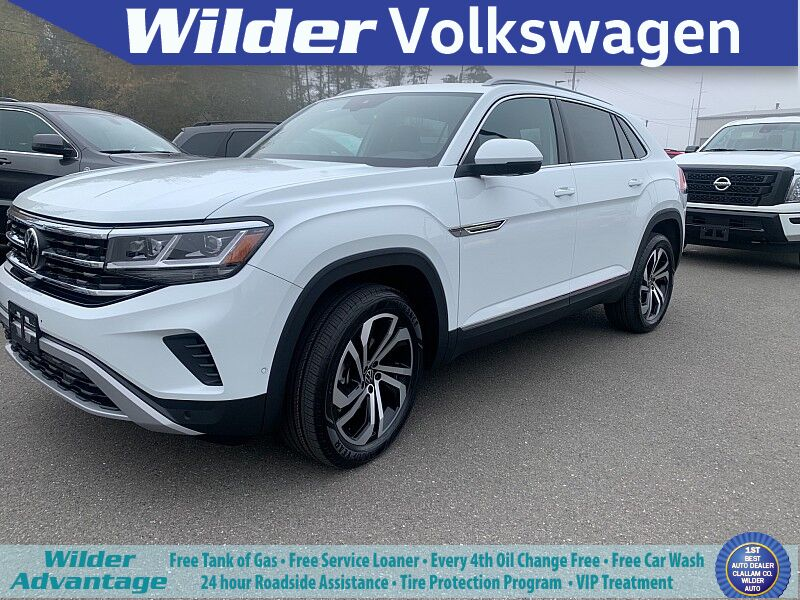 2020 Volkswagen Atlas Cross Sport 3.6L V6 SEL Premium 4MOTION Port Angeles WA