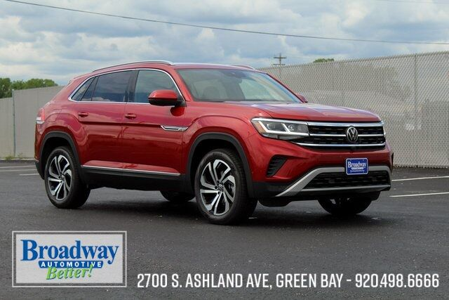2020 Volkswagen Atlas Cross Sport 3.6L V6 SEL Premium 4Motion Green Bay WI