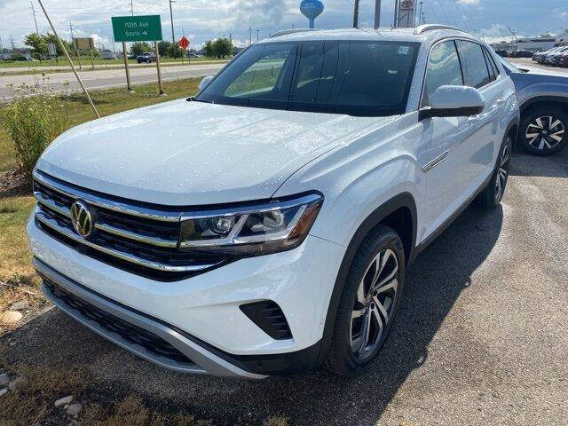 2020 Volkswagen Atlas Cross Sport 3.6L V6 SEL Premium 4Motion Holland MI
