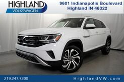 2020_Volkswagen_Atlas Cross Sport_3.6L V6 SEL Premium_ Highland IN