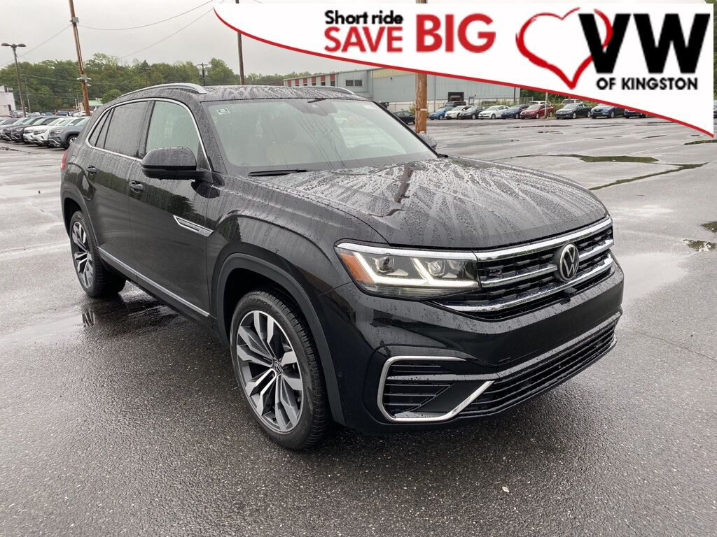 2020_Volkswagen_Atlas Cross Sport_3.6L V6 SEL Premium R-Line 4Motion_ Kingston NY
