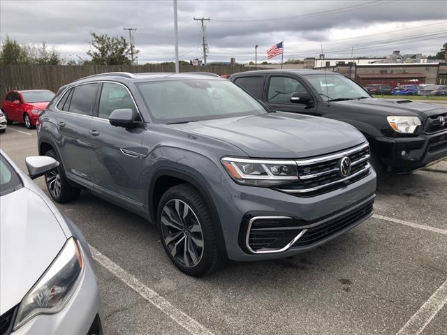 2020 Volkswagen Atlas Cross Sport 3.6L V6 SEL Premium R-Line Chattanooga TN