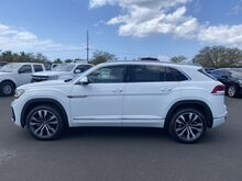 2020_Volkswagen_Atlas Cross Sport_3.6L V6 SEL Premium R-Line_ Kihei HI