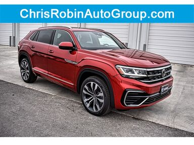 2020_Volkswagen_Atlas Cross Sport_3.6L V6 SEL Premium R-Line_ Midland TX